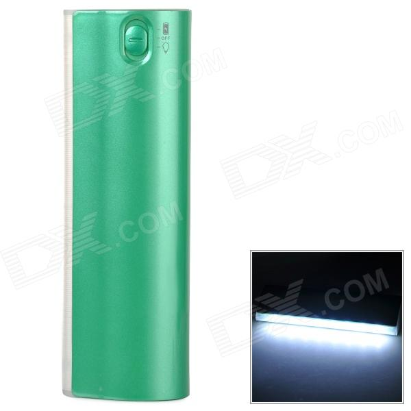 LSON D5 Portable 12000mAh Power Bank w/ 8-LED for IPHONE - Green 7 hd 2 din car radio mp5 player touch screen bluetooth phone stereo radio fm mp3 mp4 audio video usb auto electronics in dash