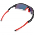 CARSHIRO Outdoor Cycling UV400 Protection Resin Lens Polarized Sunglasses for Men