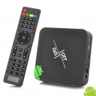 HD18T2 DVB-T2 Dual Core Android 4.2.2 Google TV Box Player w/ 1GB RAM / 8GB ROM - Black