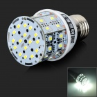 Fengyangdianzi 019 E27 7W 400lm 3000K 44-LED White Light Corn Light - White + Yellow + Multi-Colored