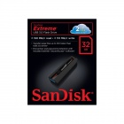 Sandisk Extreme SDCZ80-032G 32GB USB 3.0 Flash Drive