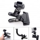 Fat Cat M-FC Fast Release Plate Clamp Mount for Gopro Hero 4/ 3+ / 3 / 2 / 1 / SJ4000 - Black