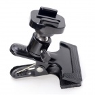 Fat Cat M-FC Fast release plate Clamp Mount for GoPro Hero 4/3 + / 3/2/1 / SJ4000 - Sort