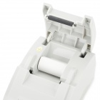 Xprinter POS-58IIH USB 58mm Thermo-sensible imprimante ticket Bill Printing Machine - Blanc