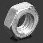 304 M2X0.4 Stainless Steel Hex. Screw Nut - Silver (10 PCS)