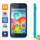 "ZOPO ZP700 Quad-Core Android 4.2.2 WCDMA Bar Phone w/ 4.7"" QHD, Wi-Fi and GPS - Blue"
