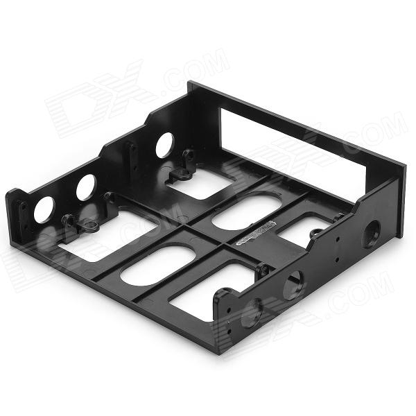 "5.25"" CD-ROM Bay to Floppy Drive Mounting Kit Bracket"