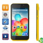 "ZOPO ZP700 Quad-Core Android 4.2.2 WCDMA Bar Phone w/ 4.7"" QHD, Wi-Fi and GPS - Yellow"