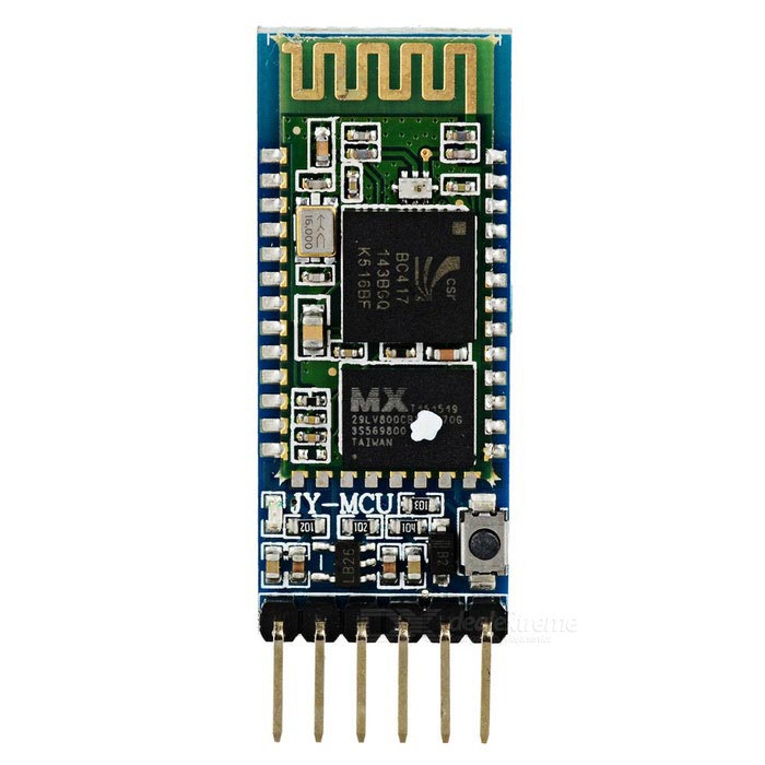 LSON HC06 Slave Bluetooth Serial Port Module - Deep Blue