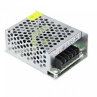 High Efficiency Aluminum Alloy Switching Power Supply / LED Driver - Silver (AC 100~240V)