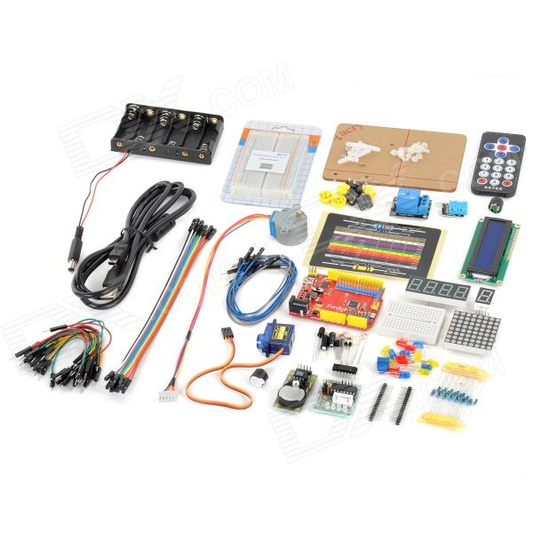 KEYES 2014 DIY Learning Boards Module Kit (Works with Official Arduino Boards) keyes d the minds of billy milligan