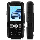 "Land Rover L8 mode Bar GSM Phone w / 2.4 ""/ appareil photo / Télévision / Bluetooth - Noir"