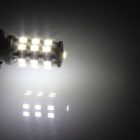T10 / W5W 3W 200lm 25 x SMD 3020 LED White Car Side Light / Clearance / Reading lamp - (12V / 2 PCS)