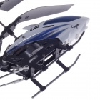 X-126 Fashionable 3.5-CH 2.4GHz USB Charger Remote Control Helicopter w/ Gyroscope - Black + White