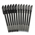 M & G A4601 Negro 0.5mm Gel Ink Pen - Negro (12 PCS)