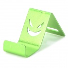 Universal Devil Style Aluminum Alloy Stand Holder for IPHONE / Samsung / HTC / Sony - Green