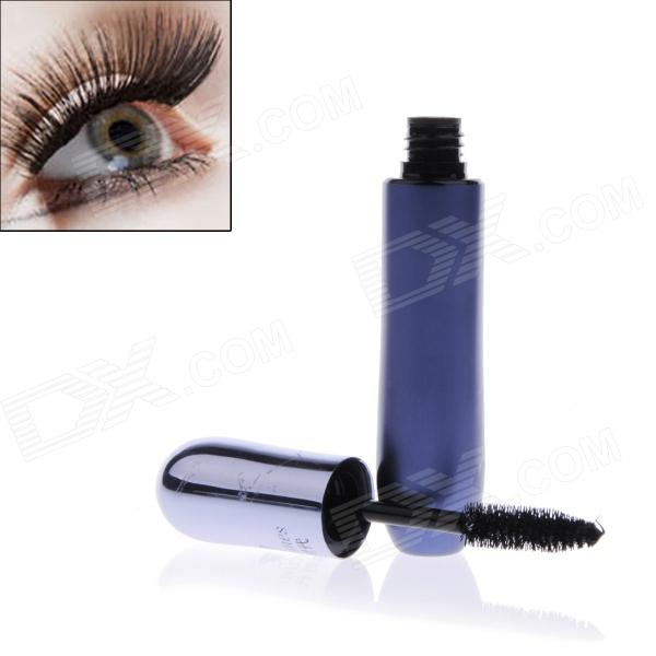 Rosetimes Cosmetic Makeup Smudge-proof Warm Water Removal 360° Waterproof Black Mascara - Blue