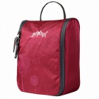 AONIJIE 2163 Outdoor Waterproof Journey Wash Bag - Red