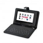 "GoNOMAD P702a 7 ""Aktion 7013 Android 4.1 Tablet PC w / 512 MB RAM / 4 GB ROM - Schwarz"