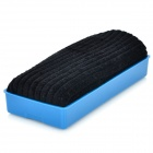 Magnetic White / Black Board Eraser - Blue