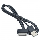 CMI USB 2.0 Data Sync / Charging Cable for Dell Mini 5 - Black (96cm)