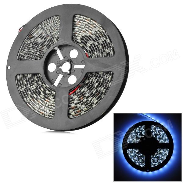 Waterproof 72W 300-SMD 5050 LED Bluish White Light Flexible Strip (5m)