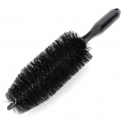 Car Tyre PVC Cleaning Brush - Black