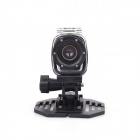 "ESER F22 0.8"" OLED 5.0 MP CMOS Mini Portable Waterproof Sport Camcorder - Black + Red"