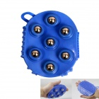 Seven Magnetic Steel Ball Massage Lymphatic Detox - Blue