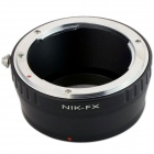NIK-FX Nikon AI Lens to Fujifilm X-Pro1 Mount Adapter - Black