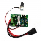 Jtron 120W PWM Reversing Switch DC Controller - Green (10~30V)