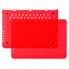 bta Retina 13 Protective Plastic Case for 13'' APPLE MACBOOK PRO RETINA - Red