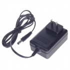 HB-070201 7.2V 1A 7.2W Charger for Lead-Acid Battery - Black (US Plug / AC 100~240V / 5.5 x 2.1)