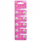 AG3 392A 1.55V Cell Button Batteries 10-Pack