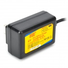 HB-070201 7.2V 1A 7.2W Charger for Lead-Acid Battery - Black (US Plugs / AC 100~240V)