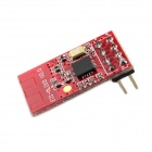 Jtron nRF24L01 + Wireless Module 2.4G RF / Communication / Industrial Grade - Red