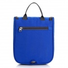 LKLR 6601 Travel Toiletries Storage Nylon Bag - Sapphire Blue