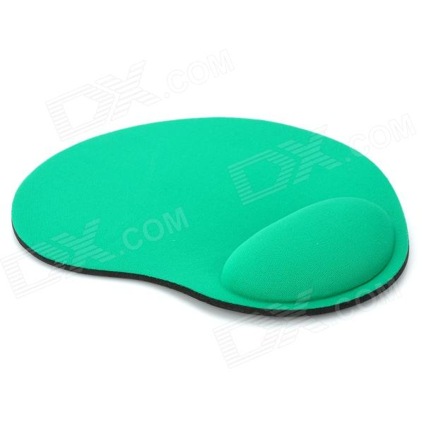 001 Memory Cotton Mouse Pad - Green + Black