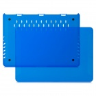"bta Retina 13 Protective Plastic Case for ""13-inch MacBook Pro with Retina Display"" - Blue"