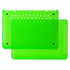 bta Retina 13 Protective Plastic Case for 13'' APPLE MACBOOK PRO RETINA - Translucent Green