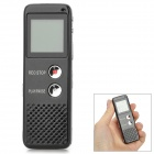 "Thchi YMX-R39 1.6"" LCD Screen Rechargeable Digital Voice Recorder w/ MP3 Player - Black"