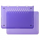 bta Retina 13 Protective Plastic Case for 13'' APPLE MACBOOK PRO RETINA - Purple