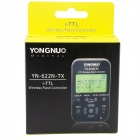 YONGNUO 622N-TX i-TTL Wireless Flash Controller for Nikon - Black (2 x AA)