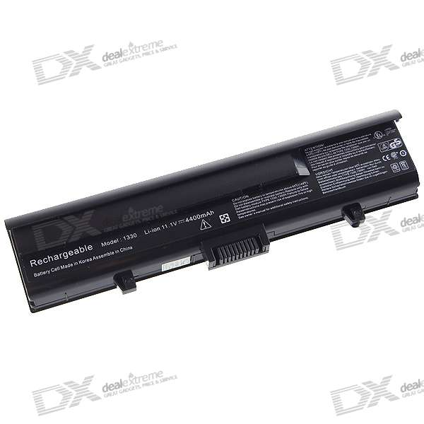 Dell 1330/M1330 Compatible 4400mAh Replacement Battery for Dell XPS1330/M1330 + More