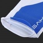 SAHOO 45516 Outdoor Cycling Polyester Sunproof Sleeve Cover - White + Blue + Multicolored (L / Pair)