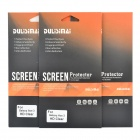 DULISIMAI PET Clear Screen Protectors for Samsung Galaxy Ace 3 / S7272 - Transparent (3 PCS)