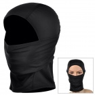 Emerson Outdoor Quick-drying Dust-proof Hat / Face Mask - Black