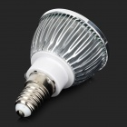 lexing dimmable E14 6W 15-SMD 5730 LED spot blanc froid (220 ~ 240V)