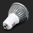 Lexing regulable GU10 6W fresco foco blanco 550lm15-LED (220 ~ 240V)