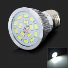 LeXing Dimmable E27 6W 550lm 15-LED White Light Spotlight (220~240V)